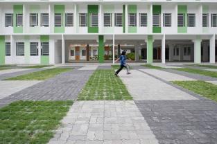 Desa Mahkota School