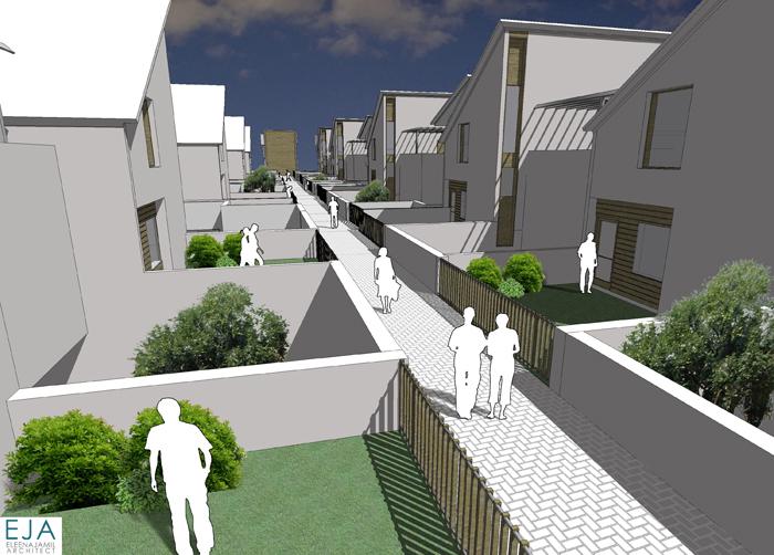 Flood Risk Housing First PrizeWinner