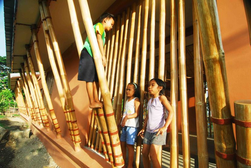 Millennium School (bambooclassroom)