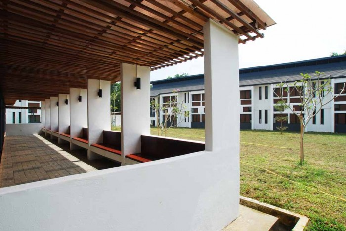 ROMPIN HOSTEL COMPLETED