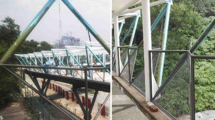 Wangsa Maju Bridge