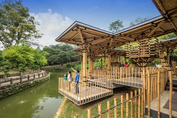 Bamboo Playhouse