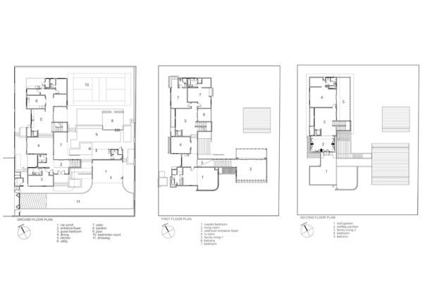 kemensah_floor plans