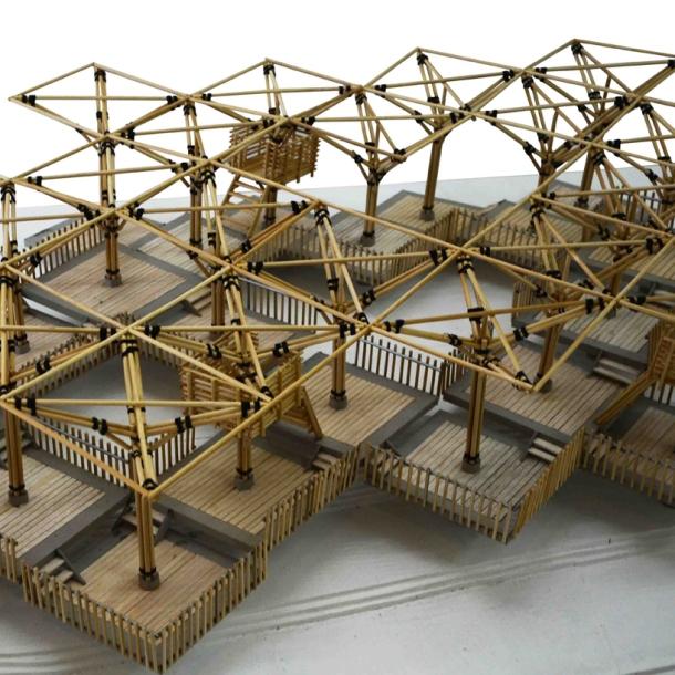 playhouse model