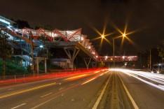 Sri Rampai Pedestrian Bridge