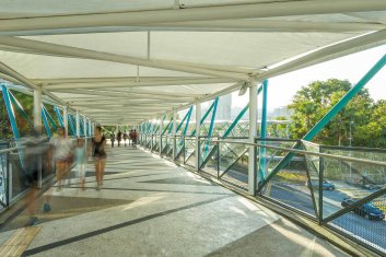 Sri Rampai Pedestrian Bridge