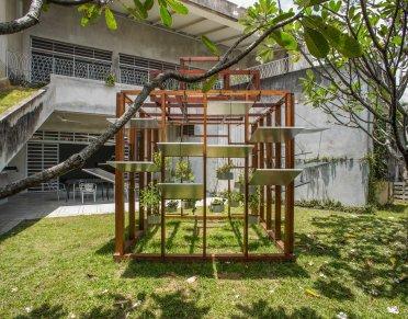 Shadow Garden Pavilion