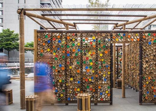 WWUF09 Bamboo PavilionUF09 Bamboo Pavilion