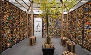 WUF09 Bamboo Pavilion