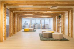 CREAM Office Fit-out